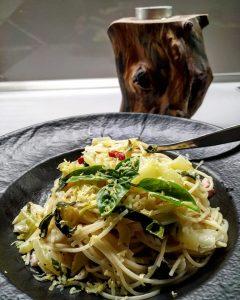 špagety recept bez histamínu