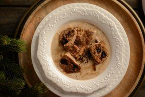 sladká polievka recept