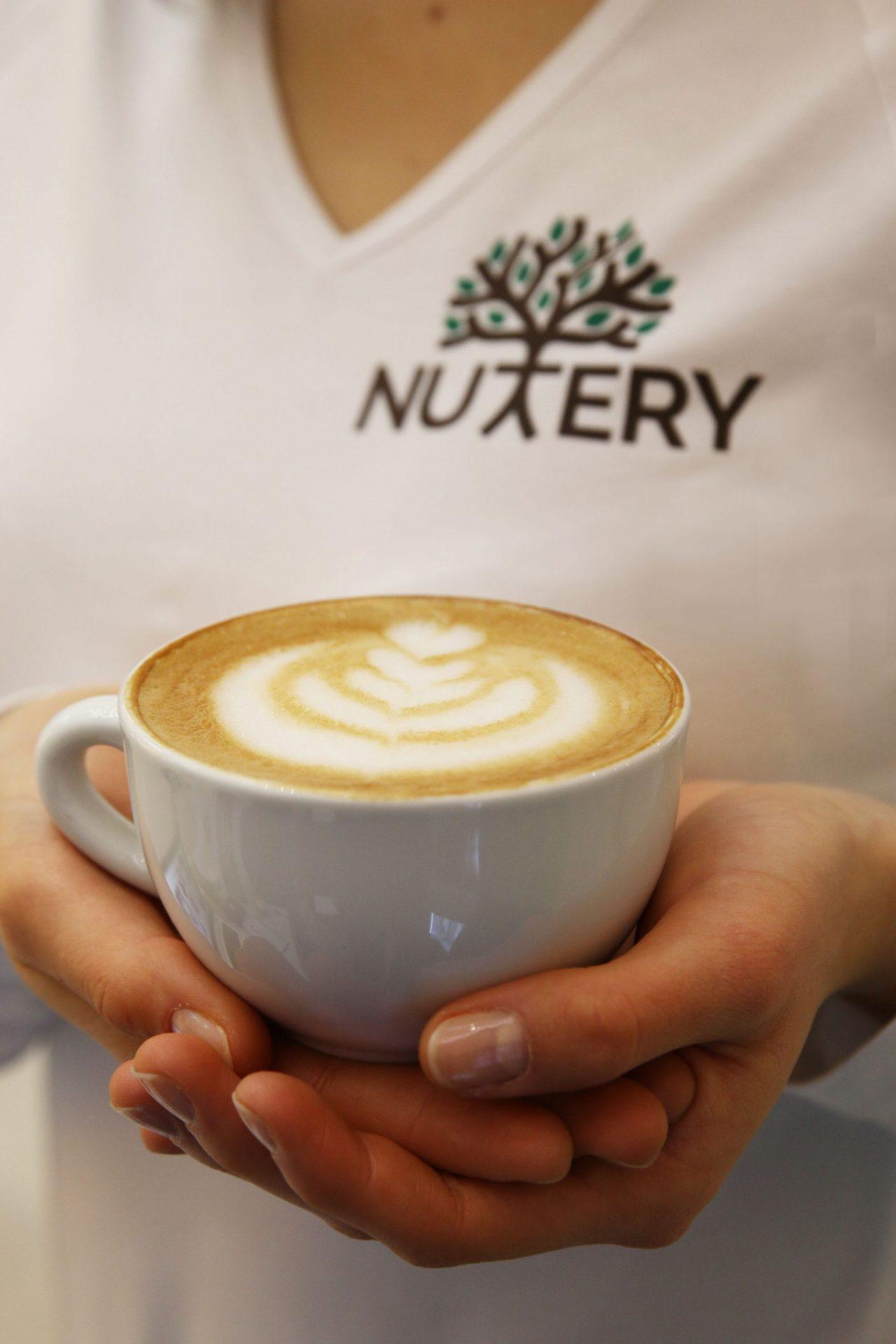 Mandľové cappuccino