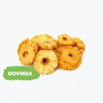Ananás sušený natural krúžky