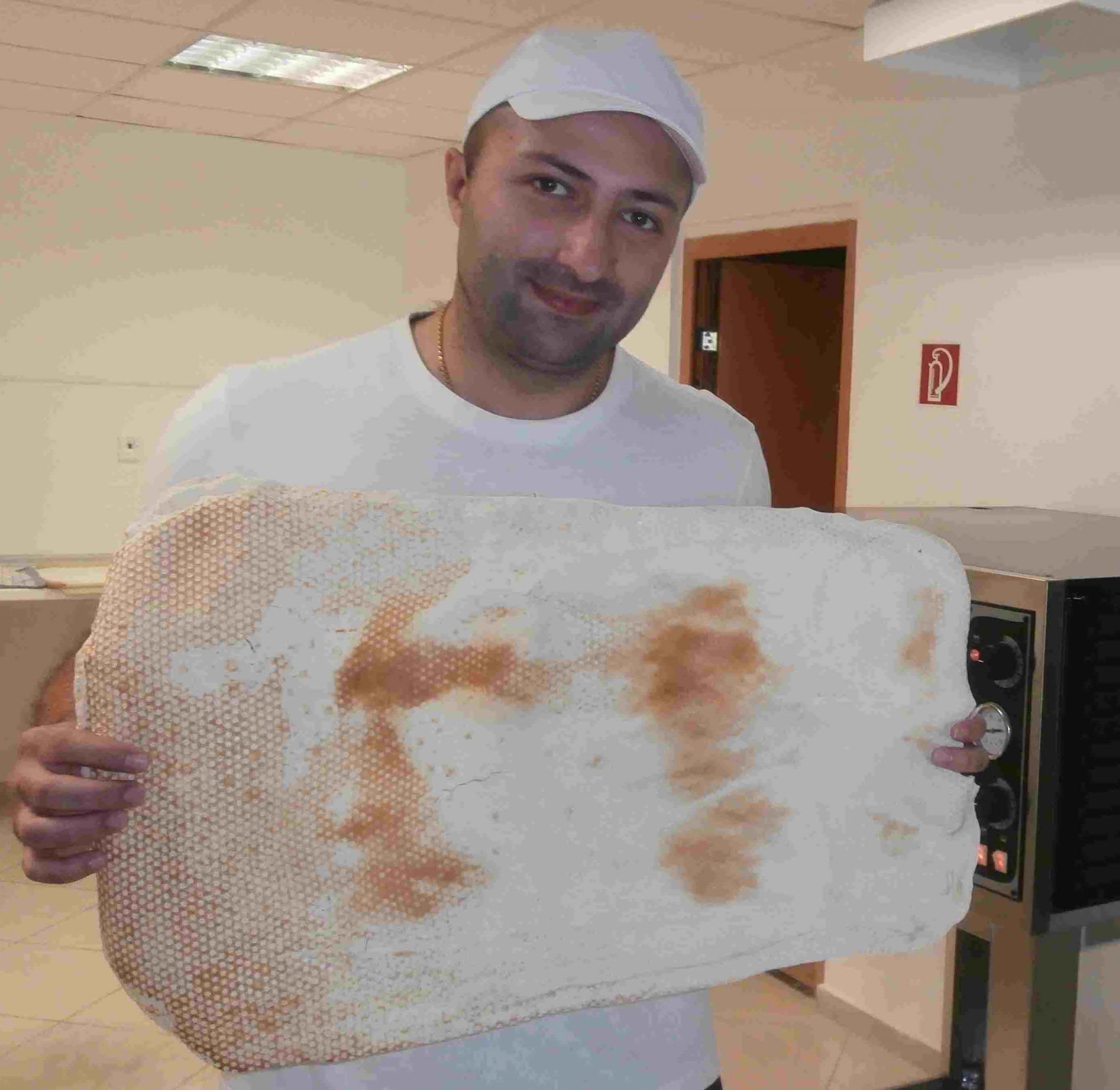 lavaš chlieb levon